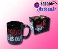 Mug Strass 1000 bisous