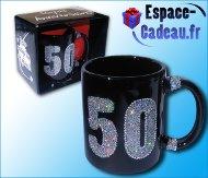 Mug Strass [50 ans]