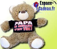 Peluche Ourson [Papa]