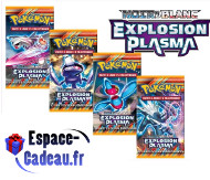 Booster Pokémon Explosion Plasma