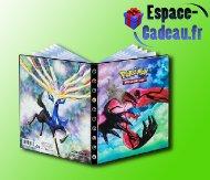 Portfolio pour cartes Pokémon - A5