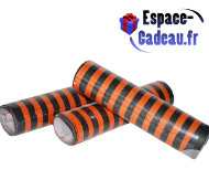 lot de 3 rouleaux de 20 serpentins [N&O]
