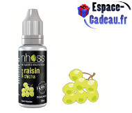 Liquide Nhoss Raisin Chicha 20ml