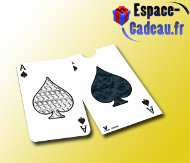 Grinder Card - As de Pique
