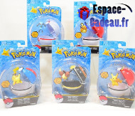 Figurine Pokémon + Poké-ball
