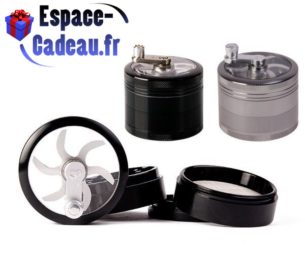 Grinder manivelle 4 parties [63mm]