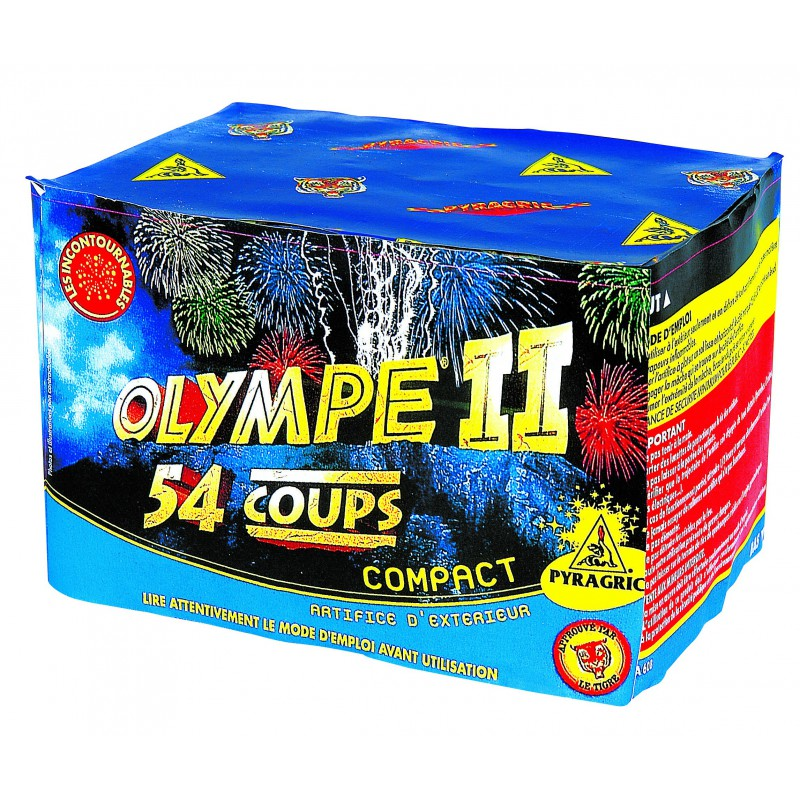 Compact - Olympe2