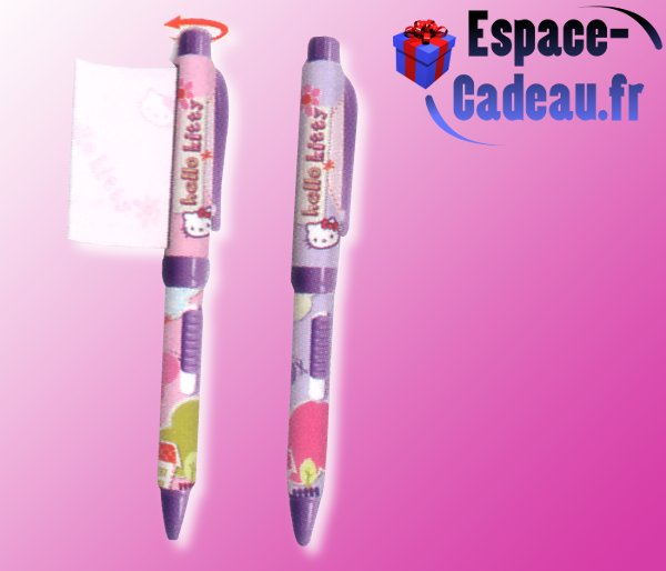 Stylo secret Hello Kitty