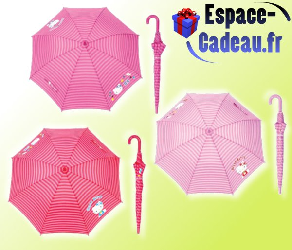 Parapluie enfant Hello Kitty
