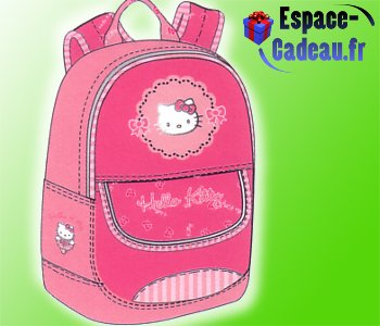 Sac à dos XL Hello Kitty [Ballerina]