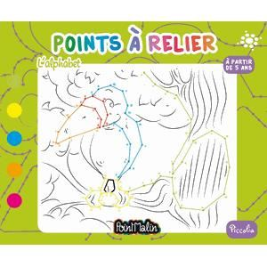 Points à relier - L\'alphabet