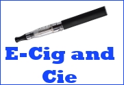 E-Cig, Clearomizer and Cie
