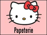 Papeterie Hello Kitty