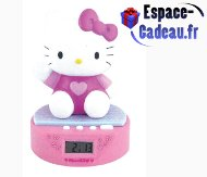 Réveil digital Hello Kitty