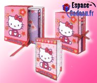 Trio mini livres Hello Kitty