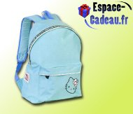 Sac à dos bleu Hello Kitty
