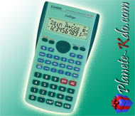 Calculatrice FX92 Coll�ge 2D