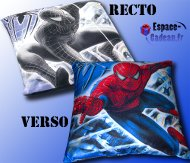 Coussin Microbilles Spiderman